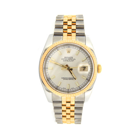 Two-Tone Datejust Automatic 116.233 // // // F493178SN c.2000's
