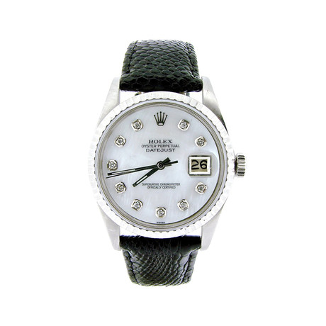 Datejust Automatic // 1603 // // 3830688N c.1970's