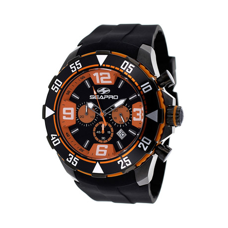 Seapro Diver Chronograph Quartz // SP1123