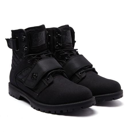 Atlas 2 Boot // Black