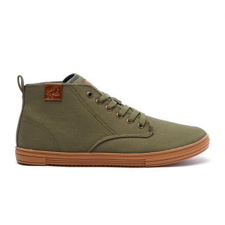Leon Sneaker // Olive (US: 7)