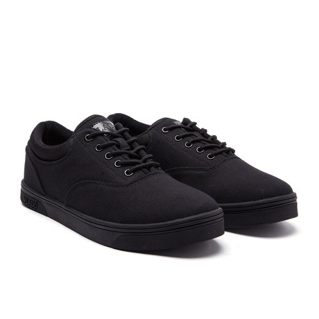 Milo Lo Sneaker // Black