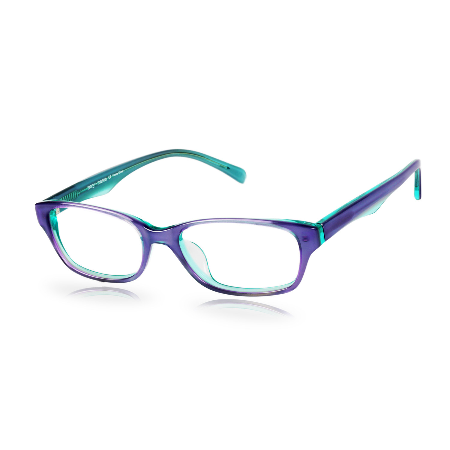Verona // Optical Frame (Pink + Lime) - Ivory + Mason - Touch of Modern