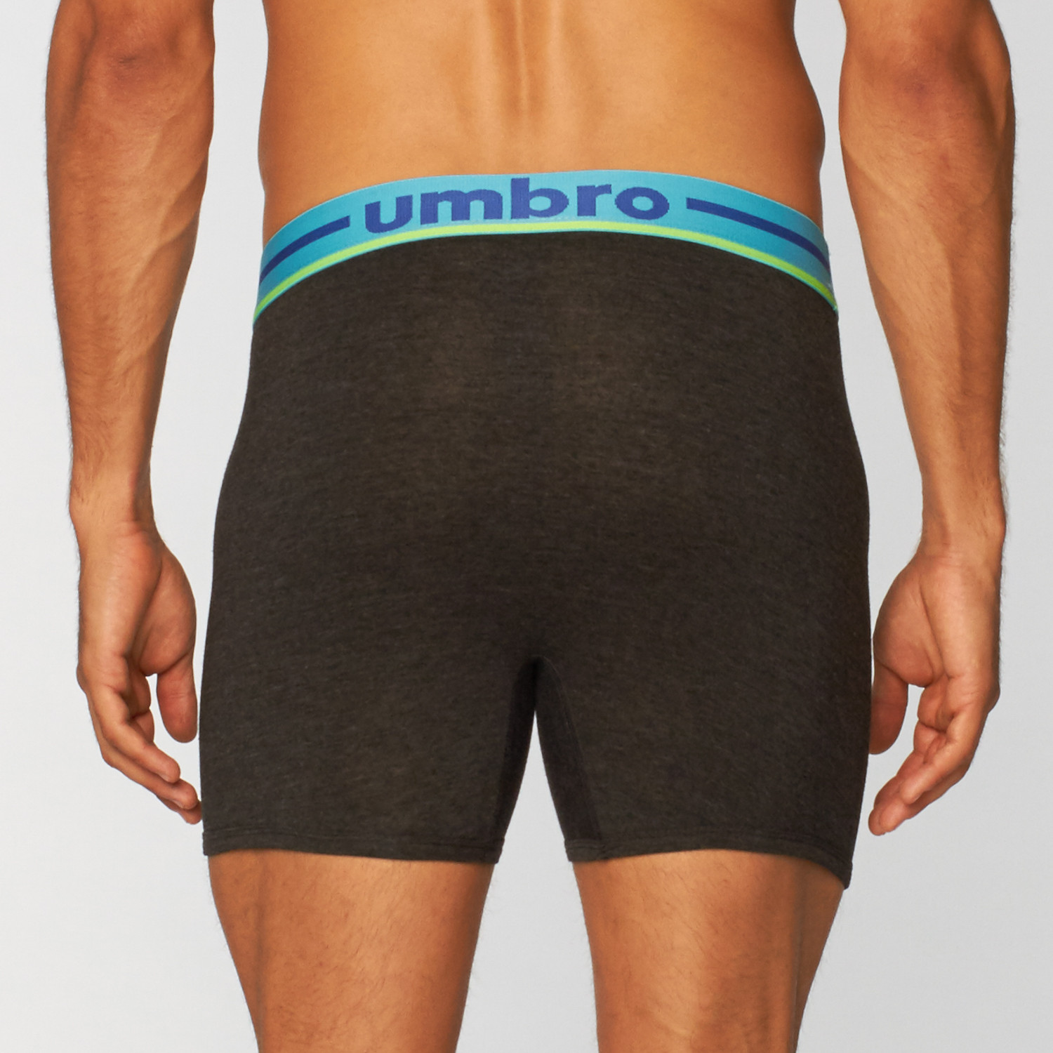 Basic Boxer Briefs // Neutral + Lime // Pack of 3 (Small ...