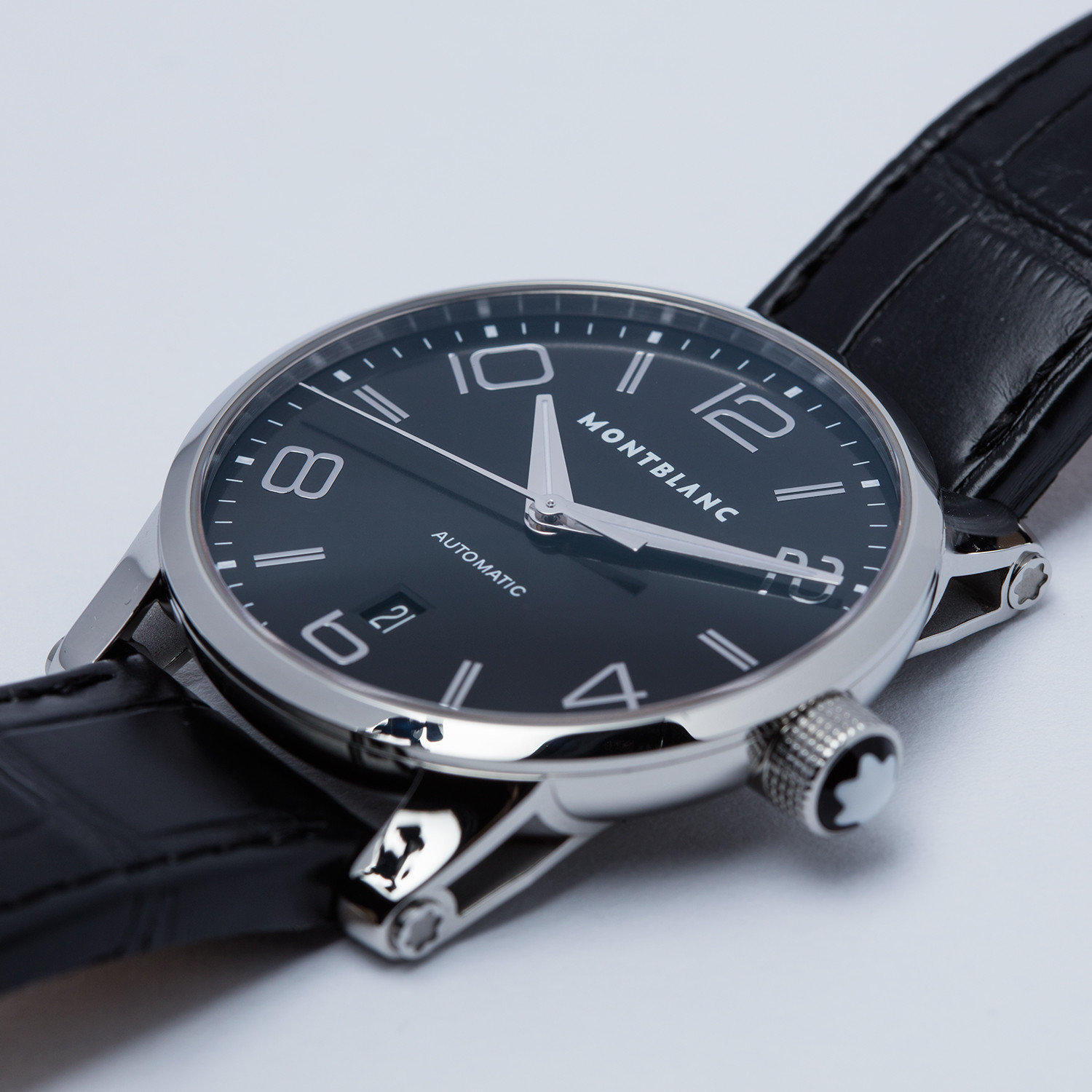 622bf4ee1a4 Montblanc Timewalker Automatic    105812    Store Display - The ...