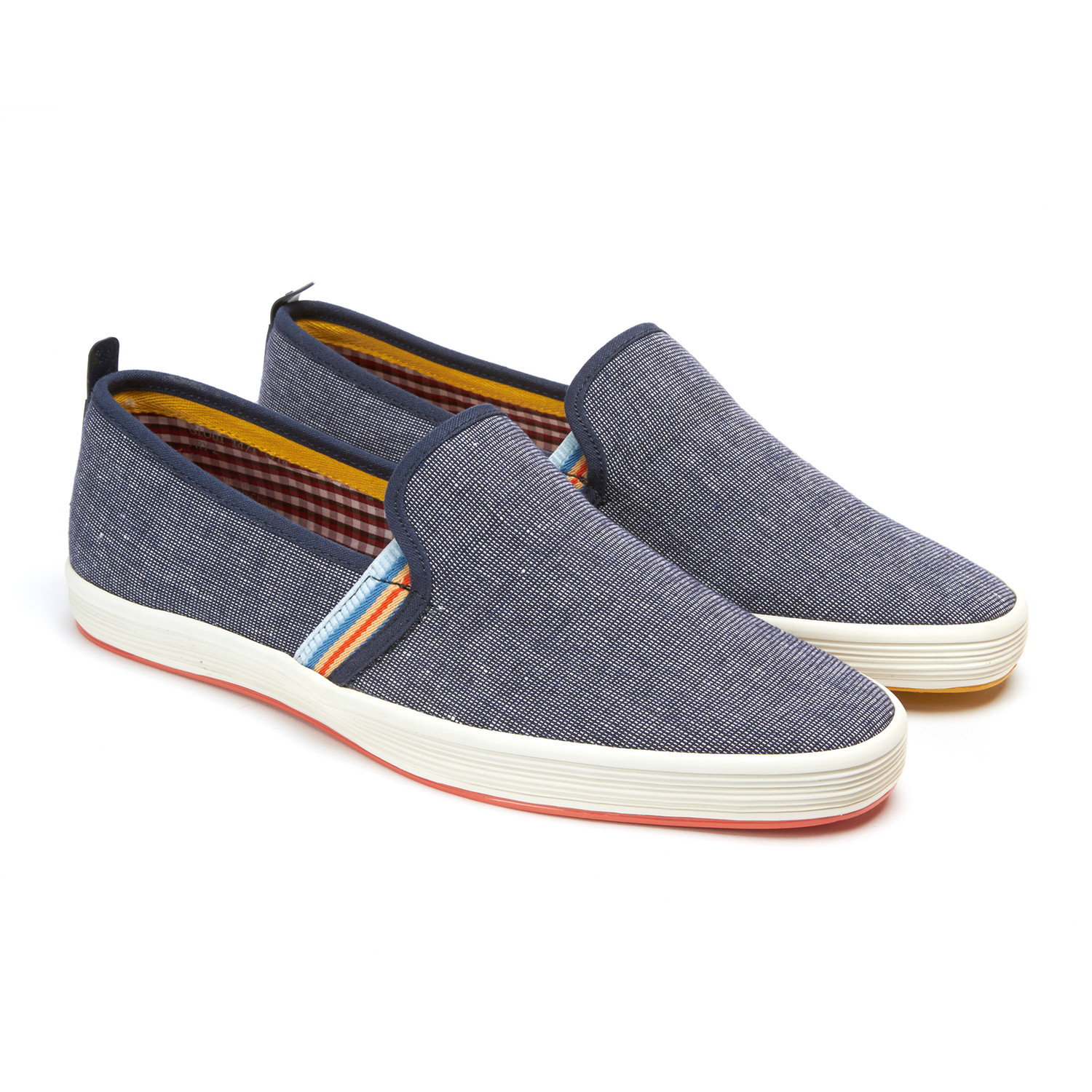 Tartar sneaker navy euro 40 fish n chips for Fish n chips shoes