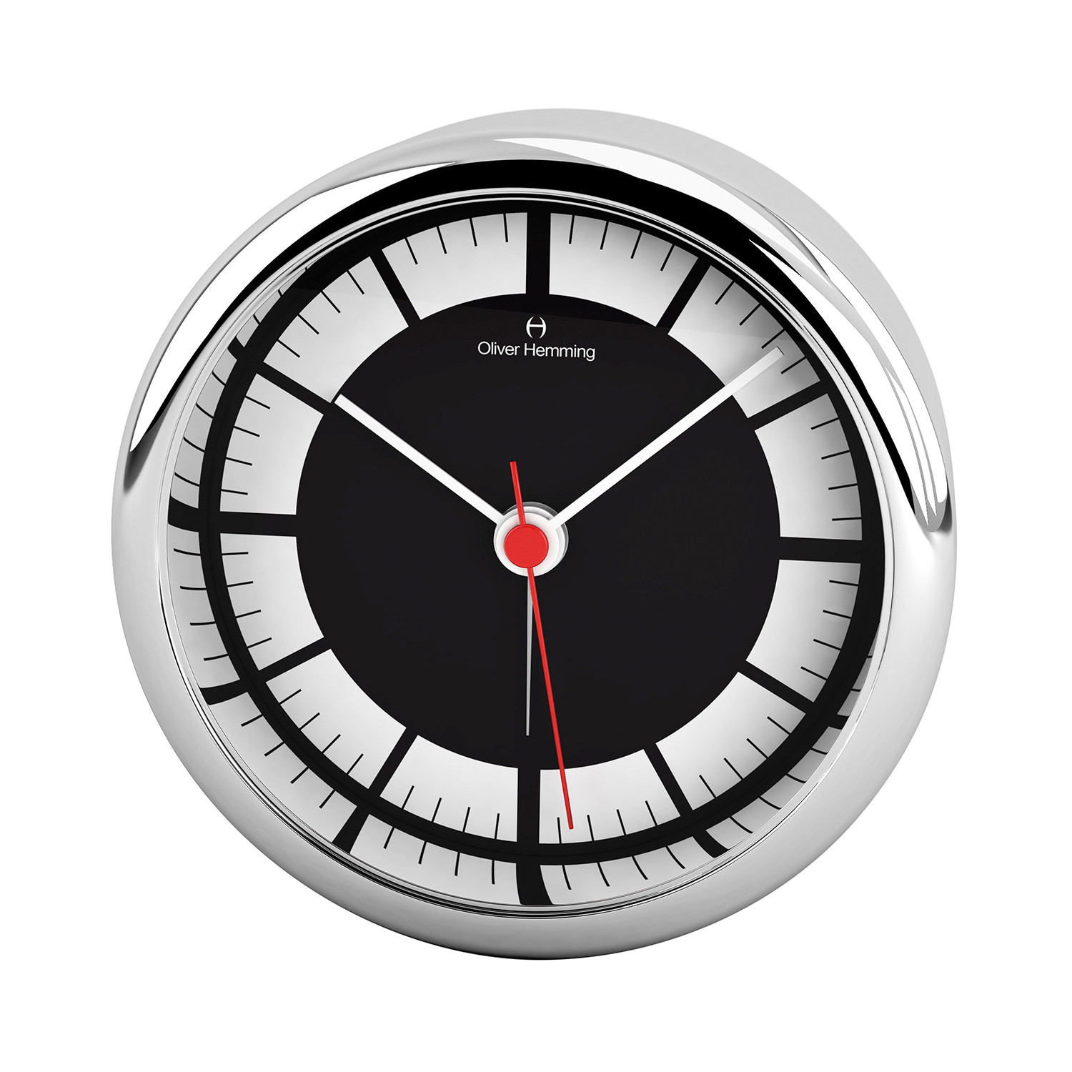 Desire collection alarm clock hx80s71b oliver for Touch of modern clock