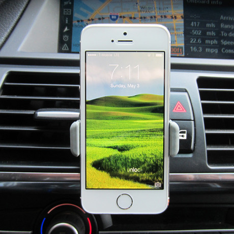 S3 Auto Air Vent Phone Dock