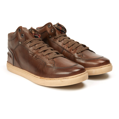 Kap Tin Sneaker // Mid Brown (Euro: 41)