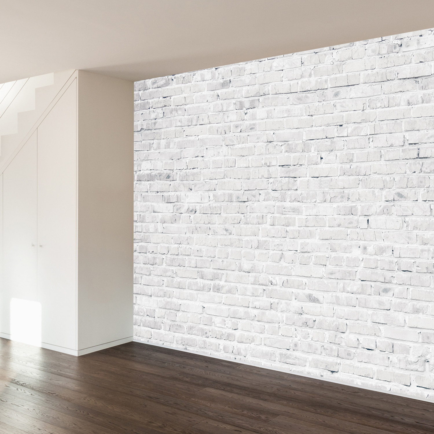 White Washed Brick 4 Panels 93 Quot Width Walls Need