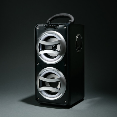 Bass Boosting LED 2.1 Speaker + Sub-Woofer Control!