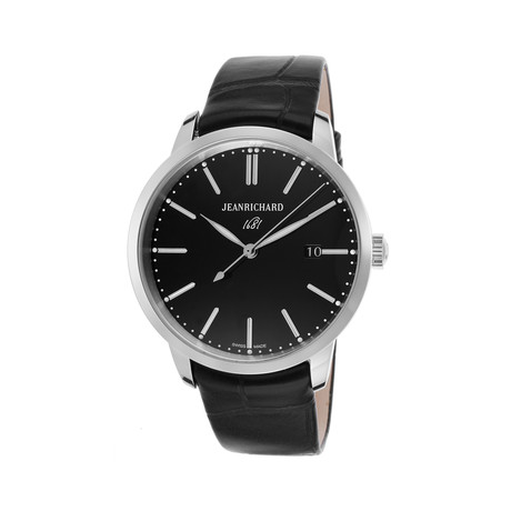 Daniel Jeanrichard 1681 Ronde Central Second Automatic // 60300-11-631-AA6 // Pre-Owned