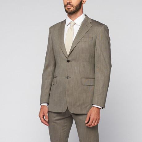 Pierre Balmain // Wool Two-Piece Suit // Grey (Euro: 50)