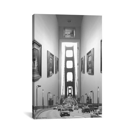 "Drive Thru Gallery // Thomas Barbey (26""W x 40""H x 1.5""D)"