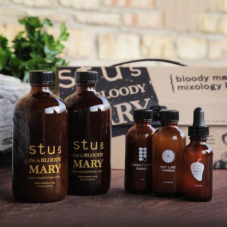 Stu's Kitchen // Stu's Mixology Kit