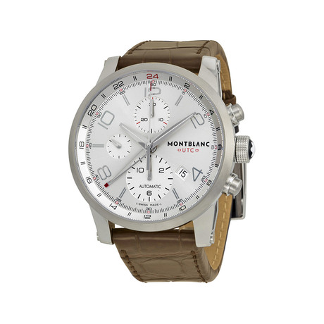 Montblanc Timewalker Chronograph Automatic // 107065
