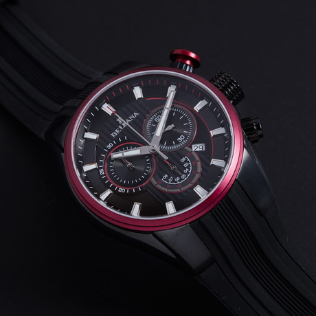 Delbana Monaco Chronograph Quartz // 44501.612.6.091