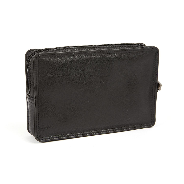 Small Travel Trailer Interiors: Joseph Daniel // Cashmere Napa Leather Small Travel Bag
