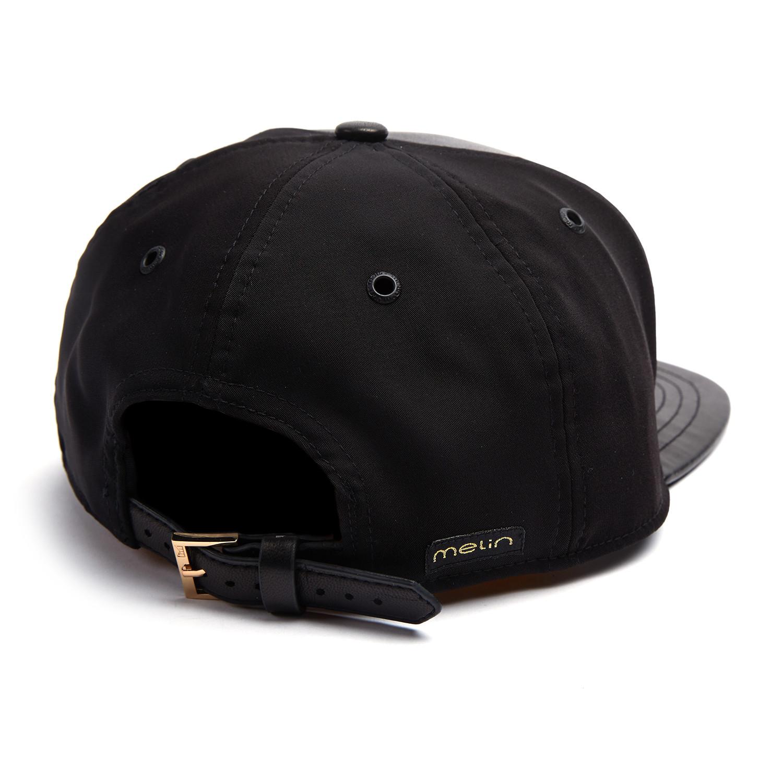 best authentic dcc72 8fc8b ... canada the bar 6 panel hat black gold 0bc4c 1a340