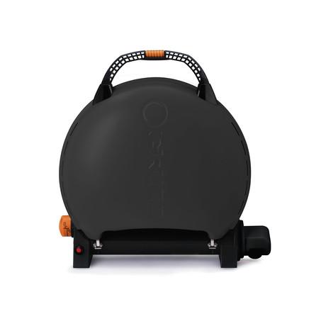 O-Grill Portable Grill + Dock Combo // Black