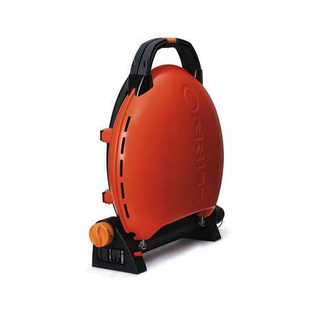 O-Grill Portable Grill + Dock Combo // Orange