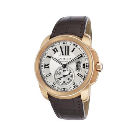 Cartier Calibre de Cartier Automatic // W7100009 // Pre-Owned