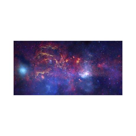 "Galactic Center Region (8""W x 16""H)"