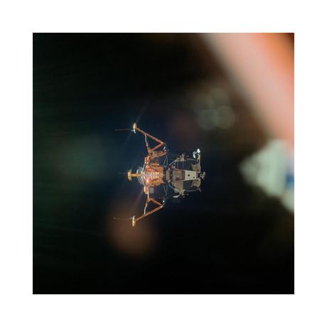 "Apollo 11 ""Eagle"" Lunar Module, 1969 (12""W x 12""H)"