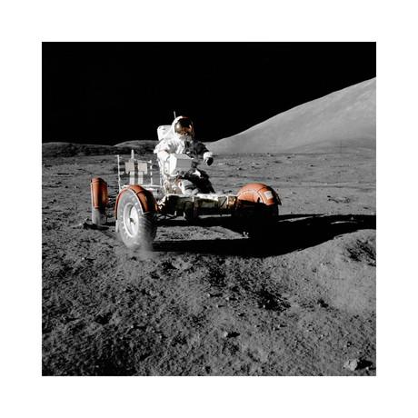 """Apollo 17 Lunar Roving Vehicle, 1972 (12""""W x 12""""H)"""