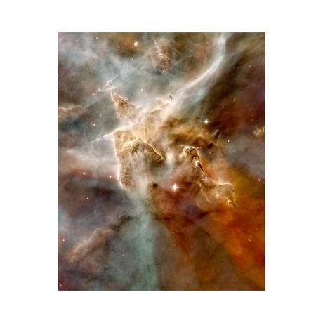 "Carina Nebula (11""W x 14""H)"