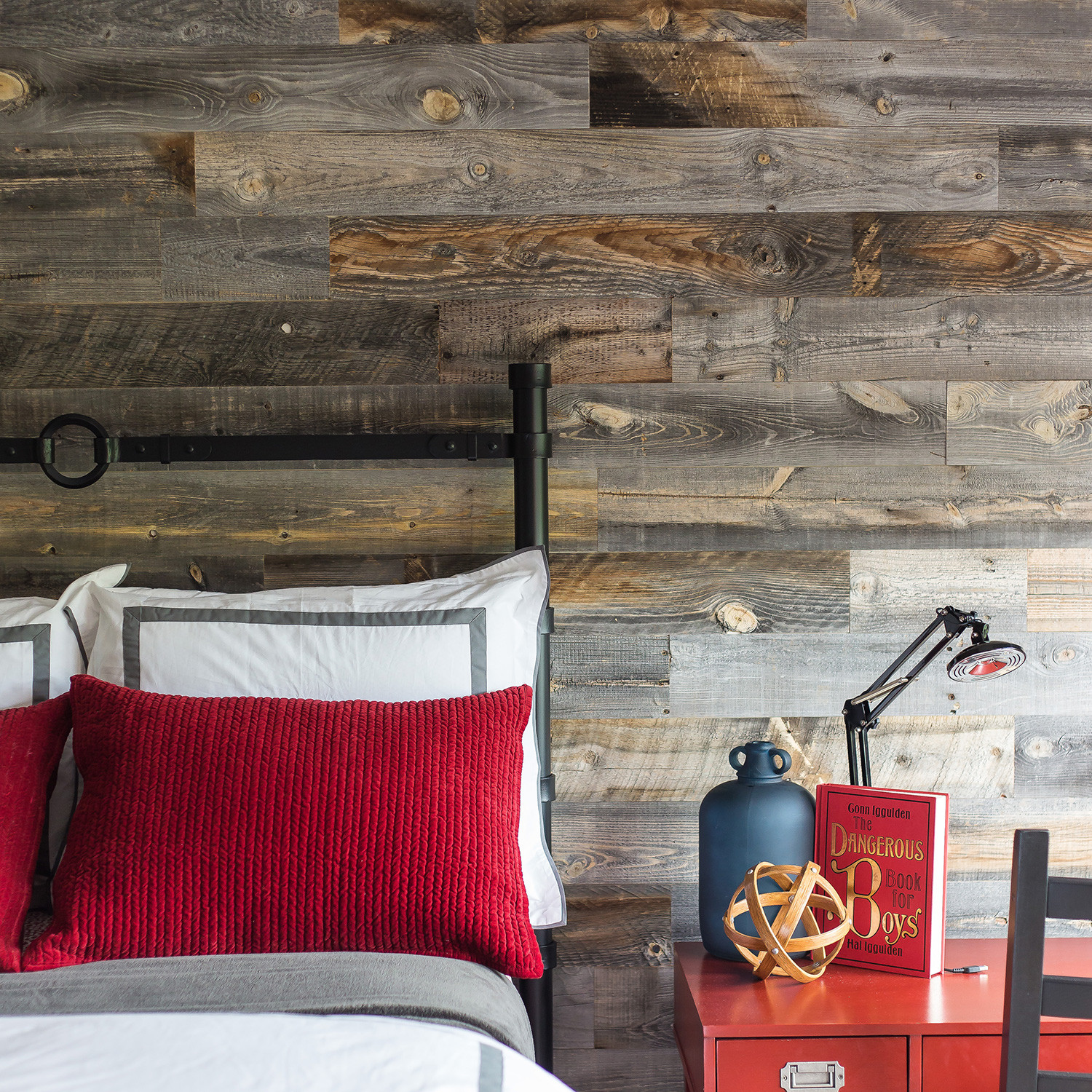 Reclaimed Weathered Wood Decal - Reclaimed Weathered Wood Decal - Stikwood - Touch Of Modern