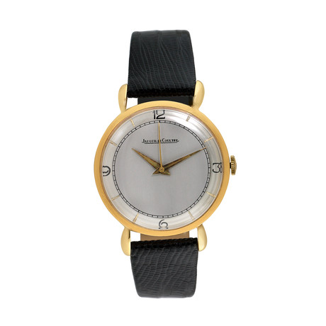Jaeger Le Coultre-18K Yellow Gold Manual Wind // 829-L100264 // c.1960's // Pre-Owned