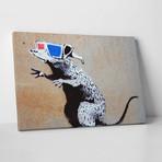 """3D Rat (20""""L x 16""""H)"""