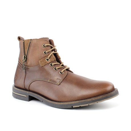 Zeal Boot // Tan (US: 7)