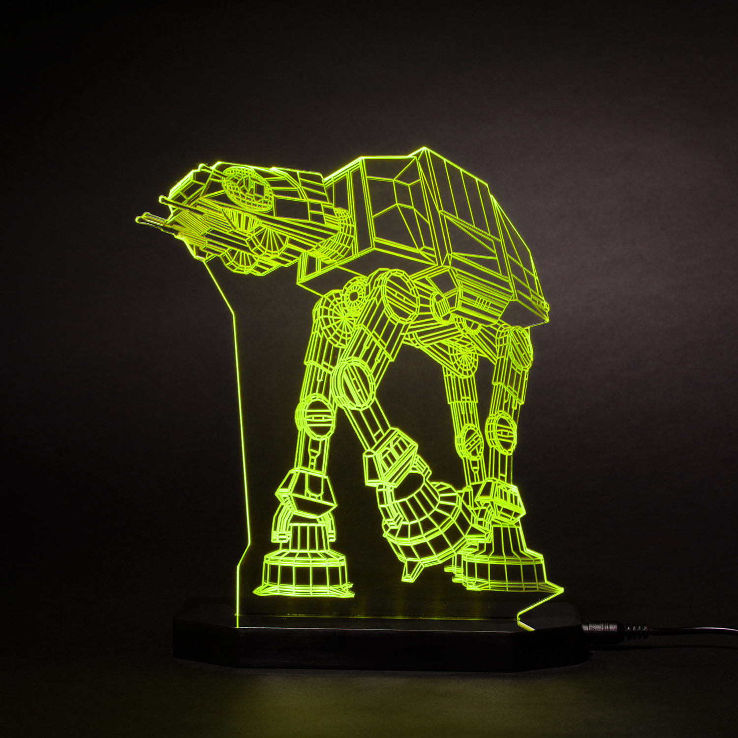 At At Walker Star Wars Led Lamps Touch Of Modern