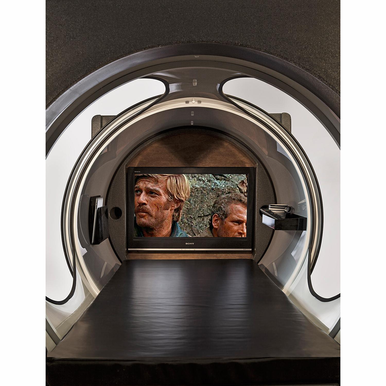 standard sleep pod side entry door podtime touch of modern. Black Bedroom Furniture Sets. Home Design Ideas