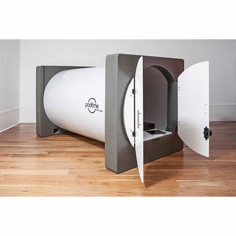 podtime modular sleep pods touch of modern. Black Bedroom Furniture Sets. Home Design Ideas