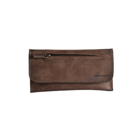 Tobacco Holder // Russet Brown