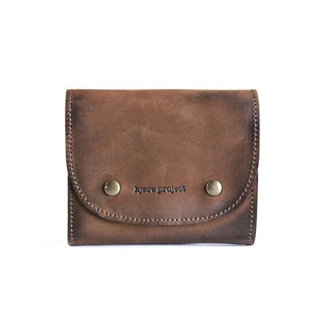 Vintage Jacquard Wallet