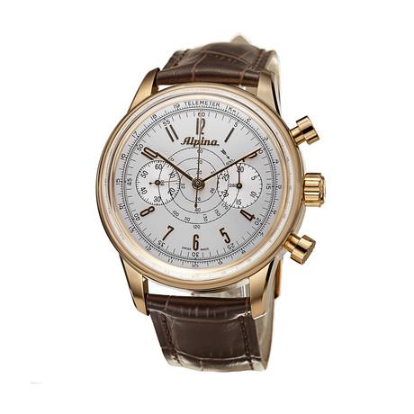 130 Heritage Pilot Chronograph Automatic // AL860S4H5