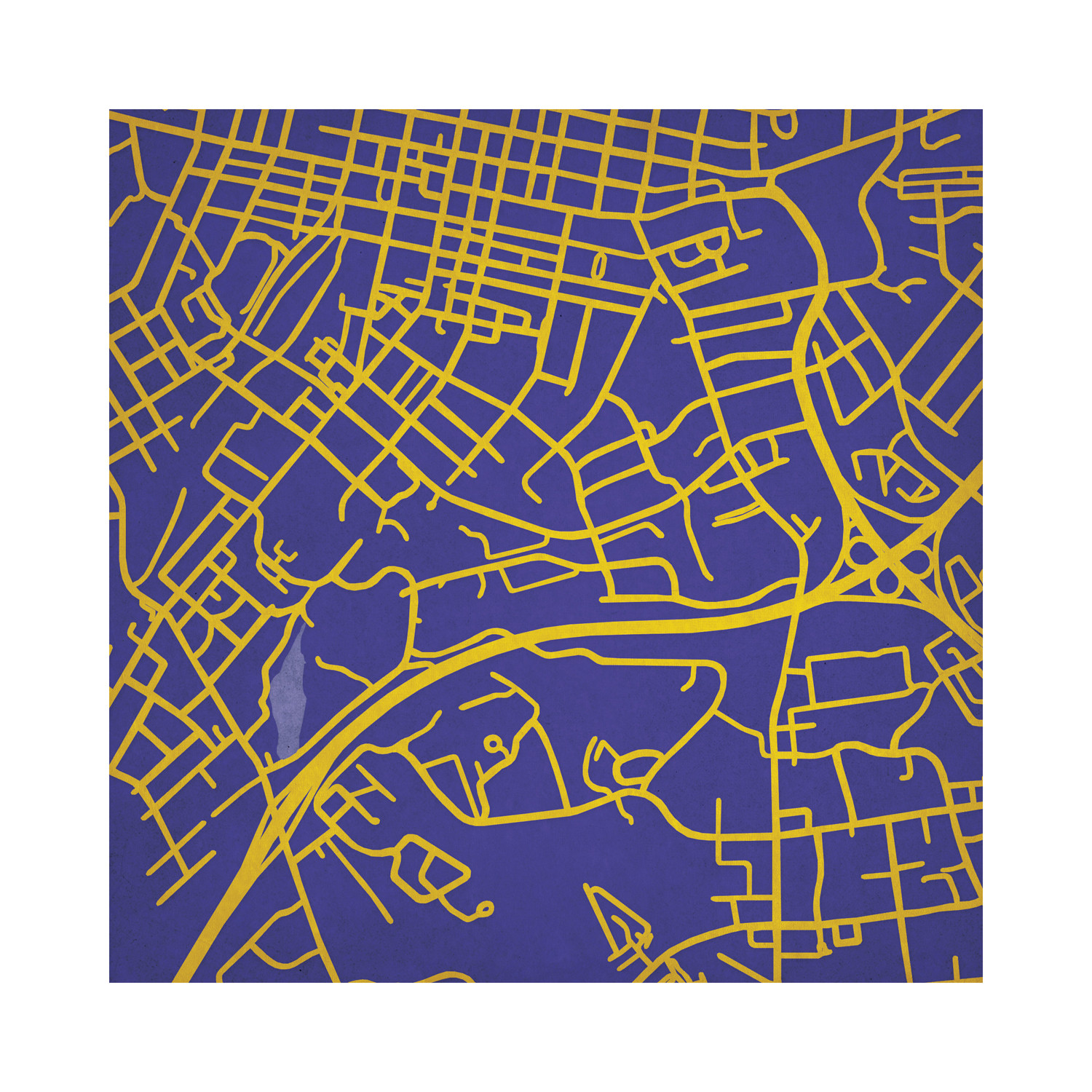James Madison Campus Map.James Madison University Campus Maps Touch Of Modern