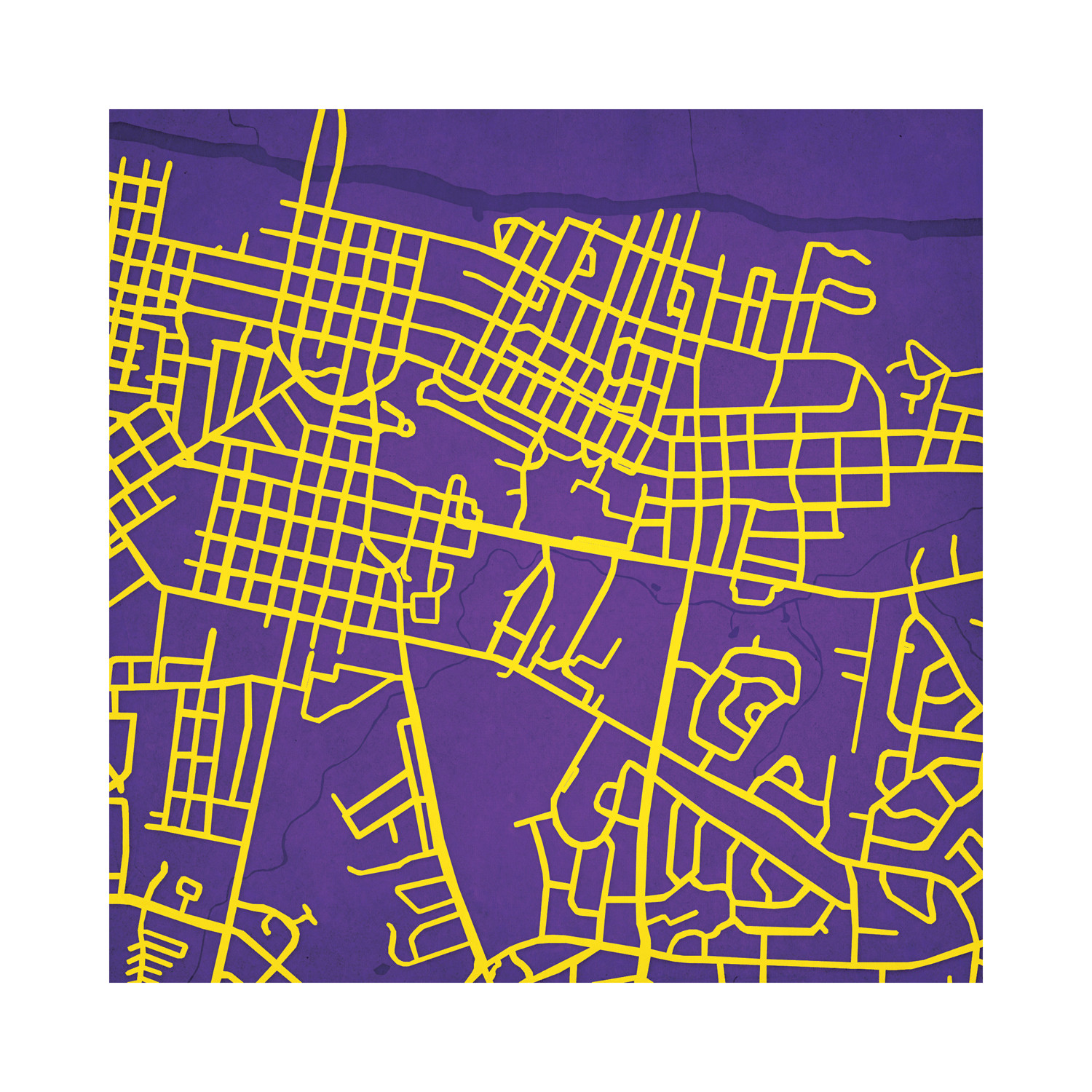 East Carolina University Campus Maps Touch Of Modern