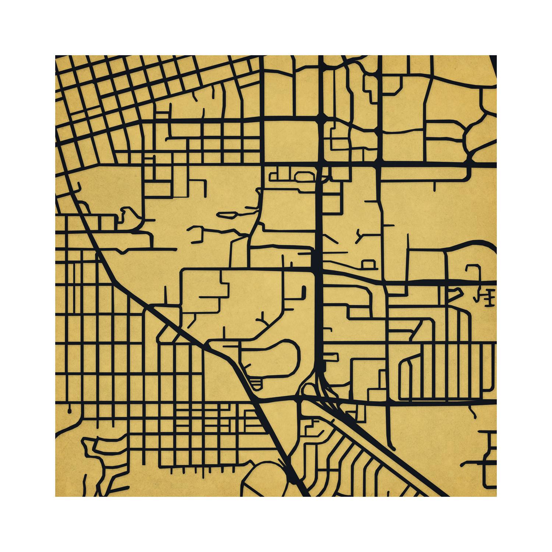 Colorado Boulder Campus Map.University Of Colorado Boulder Campus Maps Touch Of Modern