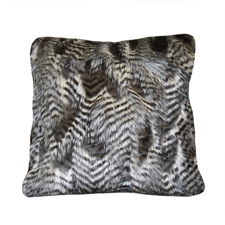 Saber Pillow // Sterling