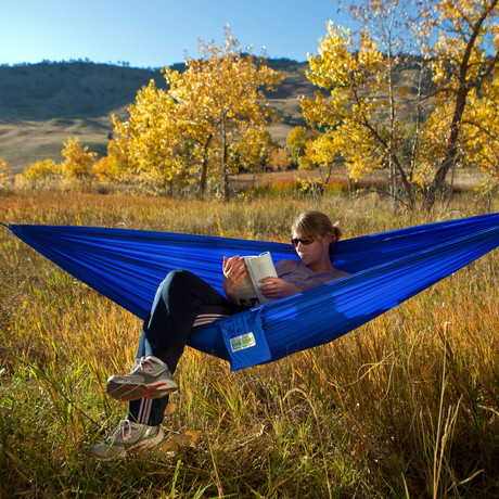 Compact Hammock (Red)