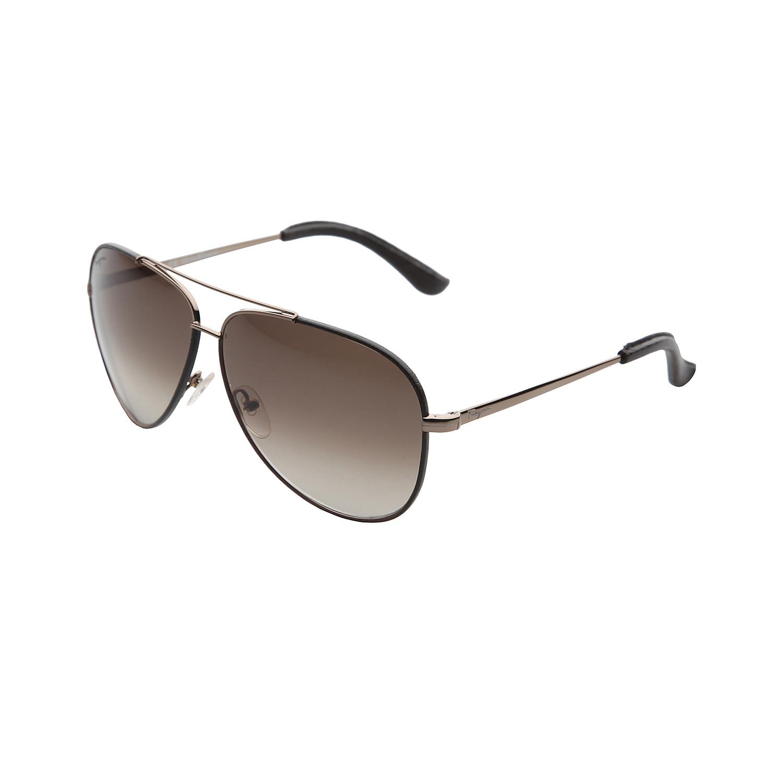 17a1a3461c444 Aviator Sunglasses    Dark Grey - Salvatore Ferragamo - Touch of Modern