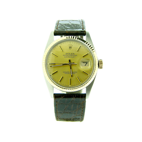 Two-Tone Datejust Automatic 16.013 // // // R907139 c.1980's