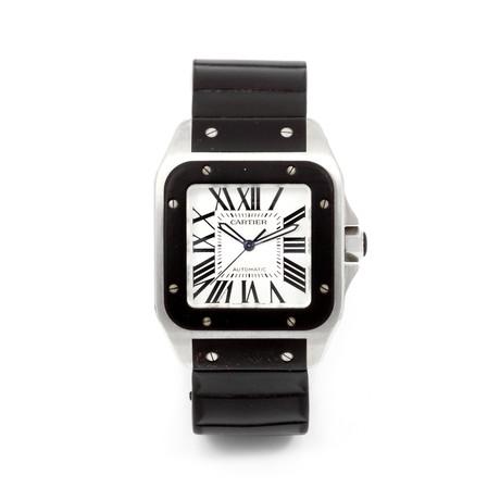 Cartier Santos 100 Automatisch Automatisch // OB4998