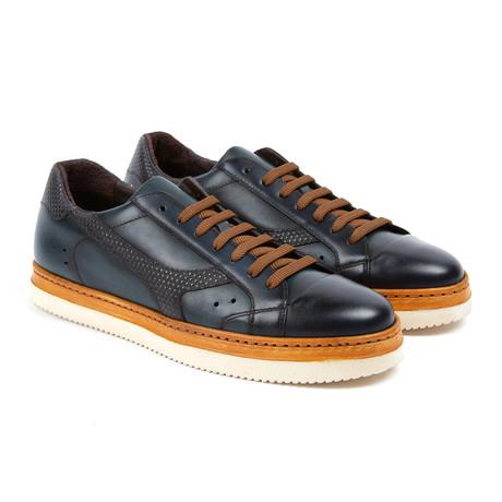 Cuirn Shoe // Navy (Euro: 39.5)