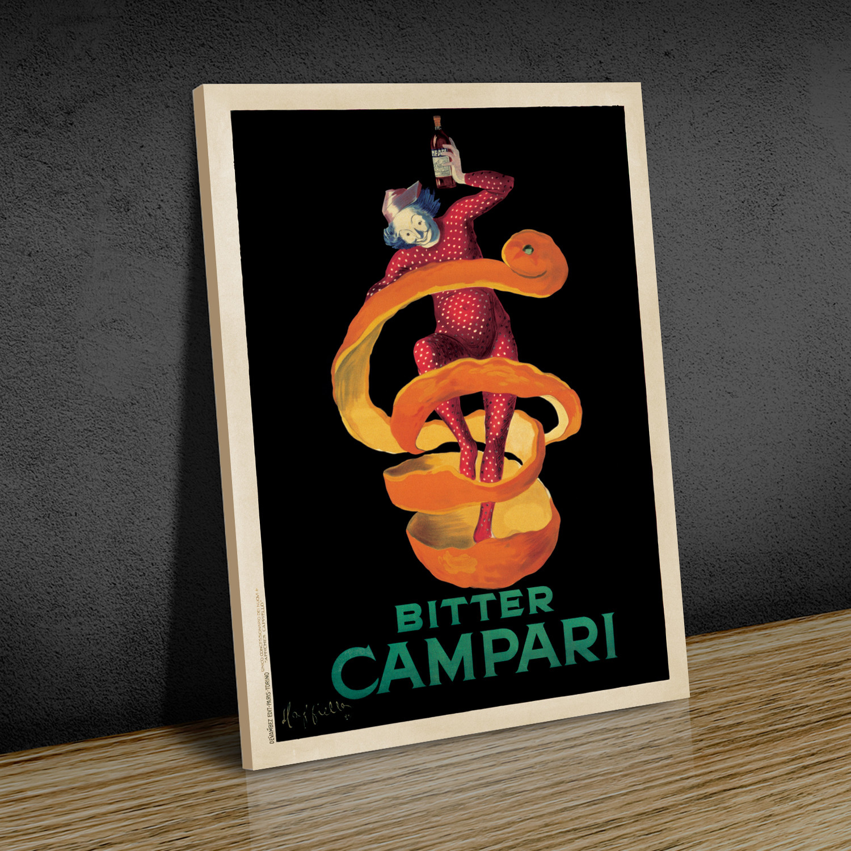 100 Campari Art Spring Menu The Art Of Entertaining